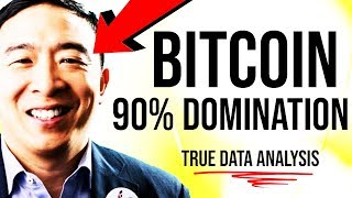 BITCOIN 90% REAL DOMINATION?!?