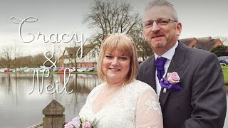 Tracy & Neil: Moat House Acton Trussell, Staffordshire Wedding Video