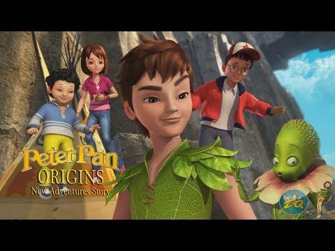 Peterpan Origins | Best Cartoon Videos | Kids Cartoon