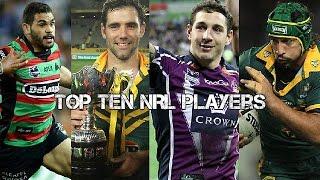 Top Ten NRL Players