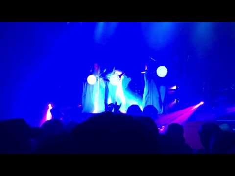 Oh Lord(I've Been Lyin' With the Devil) -In This Moment @ Rams Head Live 4-21-17