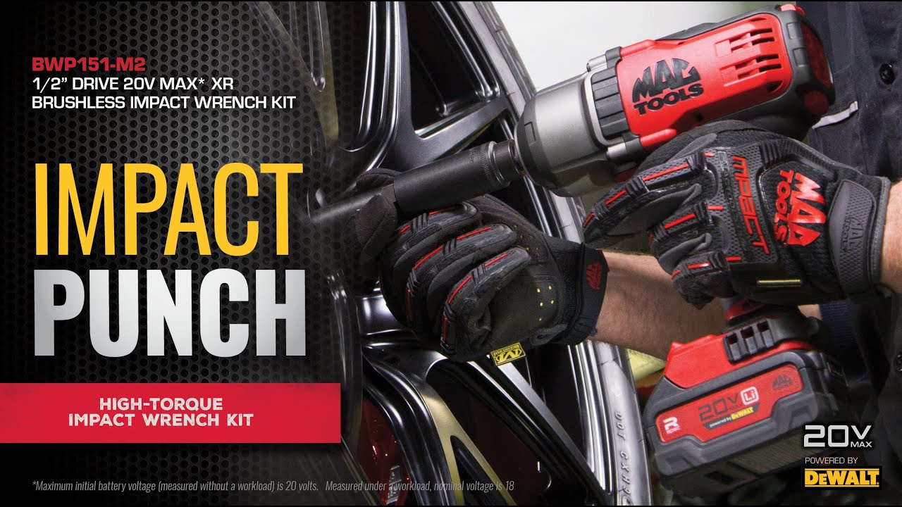 "1 2 Cordless Impact >> BWP151-M2 | 20V MAX* 1/2"" Drive Bl-Spec High-Torque ..."