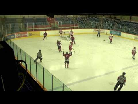 Mississauga Chargers at Hamilton Red Wings OJHL Highlights January 27 2014