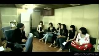 2009年5月 カヒ、ジョンア、ソヨン、ジュヨン、ベカ、ユイ AfterSchool ...