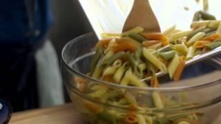 Tri-color Penne Salad