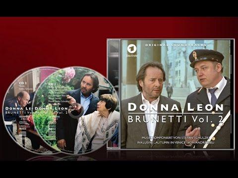 Donna Leon - Brunetti Vol. 2 - Stefan Schulzki - Alhambra A 9031
