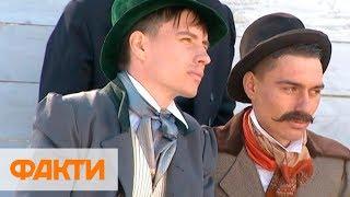 Украинский Шерлок Холмс. В Киеве начались съемки сериала Лучший сыщик