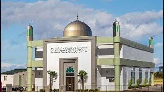 Sermon du vendredi 20-11-2015: Première mosquée ahmadie au Japon