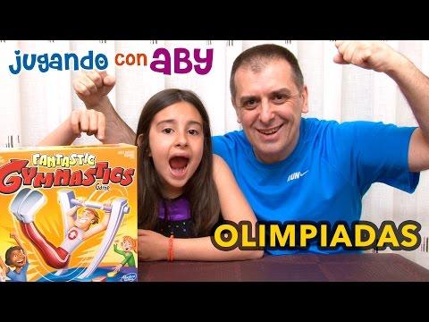 PRUEBAS ÉPICAS con Fantastic Gymnastics