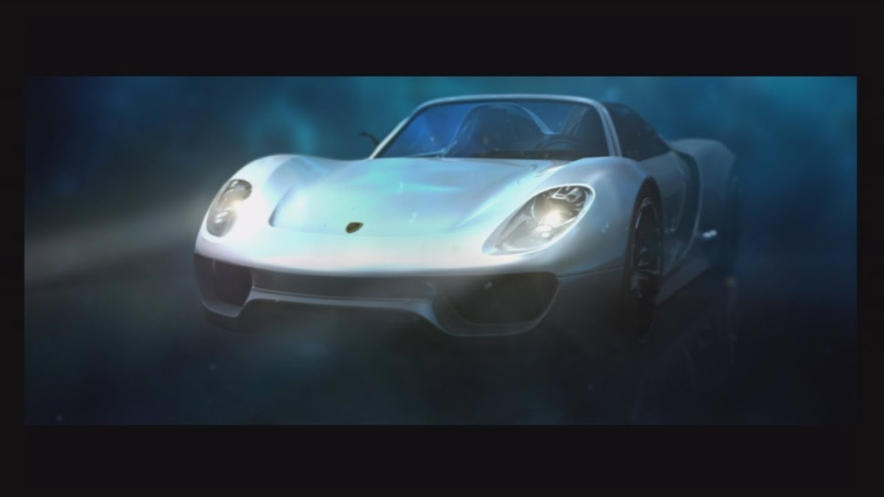 need for speed most wanted most wanted 5 porsche 918 spyder concept nfs. Black Bedroom Furniture Sets. Home Design Ideas