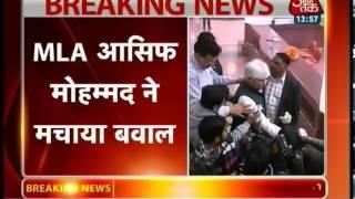Asif questions AAP on SIT probe into Batla house encounter