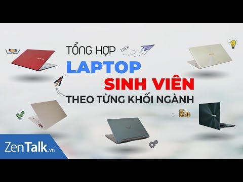 Back to School 2020 - Tư vấn lựa chọn laptop sinh viên theo từng khối ngành