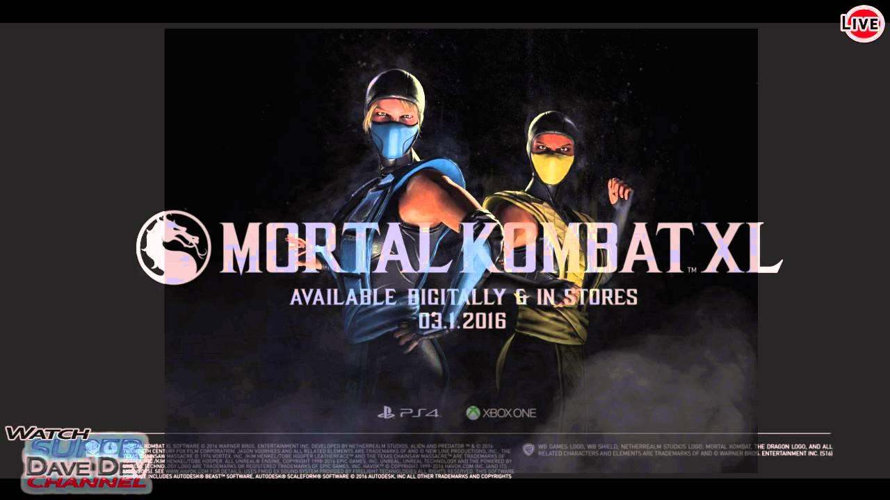 Preorder bonus - Cosplay Pack - Skins - Mortal Kombat XL - Kombat Pack 2 -  MKXL