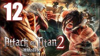 Attack on Titan 2 - Gameplay Walkthrough Part 12: Supply Base Construction