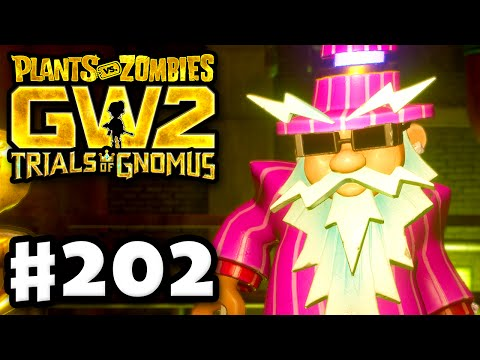 RUX! New Info and Backstory! - Plants vs. Zombies: Garden Warfare 2 - Gameplay Part 202 (PC)