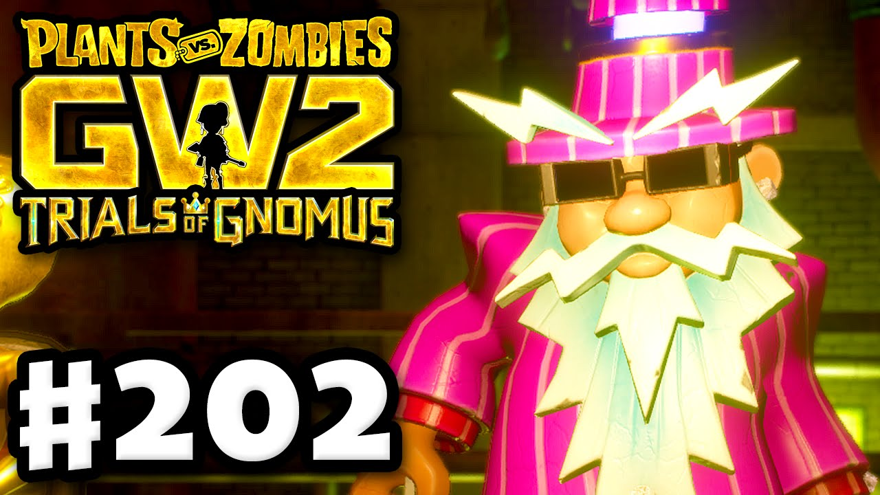 Rux new info and backstory plants vs zombies garden warfare 2 gameplay part 202 pc for Zackscottgames garden warfare 2