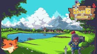 Swag and Sorcery [FR] Construire son village, recruter des héros et les envoyer à l'aventure!