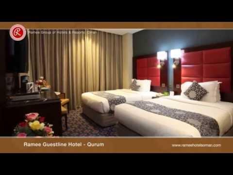 Ramee Guestline Hotel -Qurum