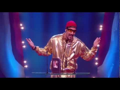 Ali G British Comedy Awards 2012 – Outstanding Achievement to Comedy