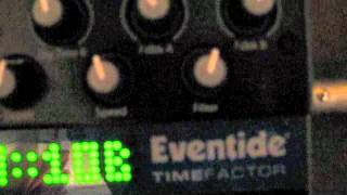 Timefactor v Machinedrum.m4v