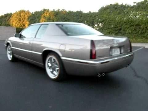 2002 Cadillac Eldorado U1032 walk around - YouTube