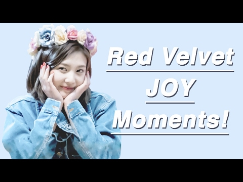 My Favorite Red Velvet Joy Moments!!