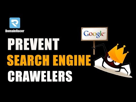 Prevent Search Engine from Indexing WordPress - Block/Stop Crawling