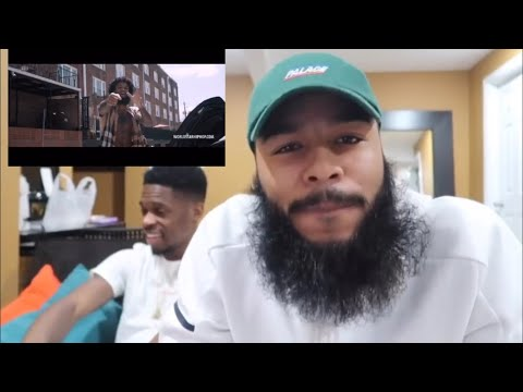 CLARENCE REACTS TO CHRIS SAILS MEDIA FREESTYLE CLARENCE GETS HEATED!!!