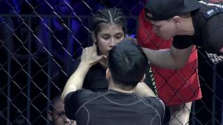 Tune Talk :#MIMMA4 Grand Finals, Joanna Yap VS Jihin Radzuan for the Women Championship title.
