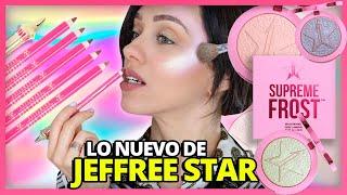 ILUMINADORES DE INFARTO Y DELINEADORES DE SAILOR MOON? | LO NUEVO DE JEFFREE STAR!