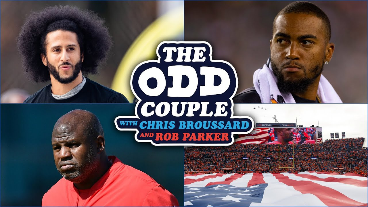 Chris Broussard & Rob Parker - Deadspin Writer Says NFL Playing Black National Anthem is a Dumb Idea