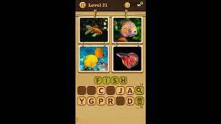 4 Pics Puzzle Guess 1 Word 2 Package Answers [Bitmango] screenshot 2