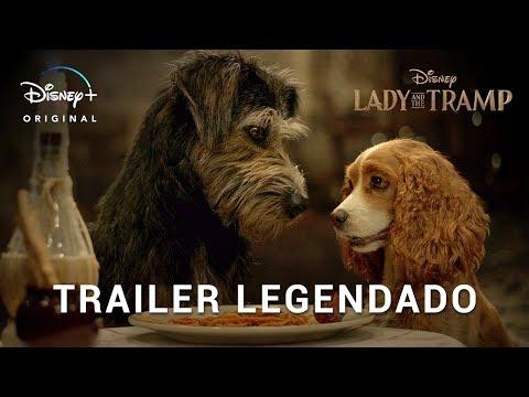 A Dama E O Vagabundo Trailer Legendado Youtube