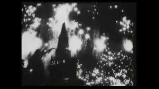 Салют Победы. Москва. 9 мая 1945 года