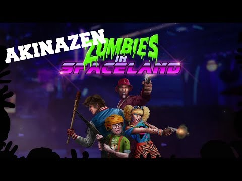 "EPIC FAIL : ""ROUND 100 ATTEMPT"" - ZOMBIES AT SPACELAND *LIVESTREAM* w/ AkinaZEN!"