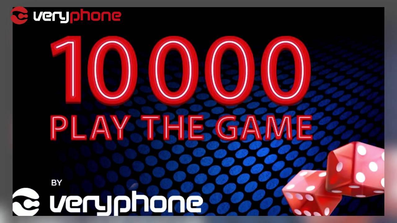 10000 Spiele