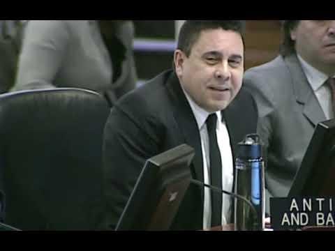 Así Samuel Moncada rechazó resolución de la OEA desconociendo a Maduro