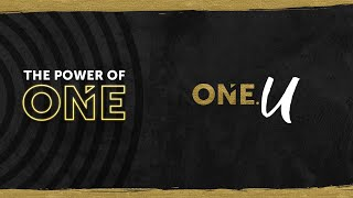 Power of ONE - ONE.U