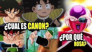 DRAGON BALL SUPER BROLY TRAILER 2 | ¿QUE ES CANON Y QUE NO? | ¿PORQUE FREEZER ES ROSA? | ANZU361
