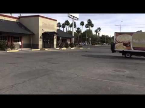 Las Vegas Site Where Frank Rosenthal's Car Blew Up
