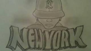 graffiti york drawing