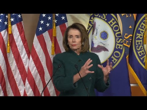 Nancy Pelosi calls inclusion of CHIP in GOP stopgap bill 'a bowl of doggy-doo'