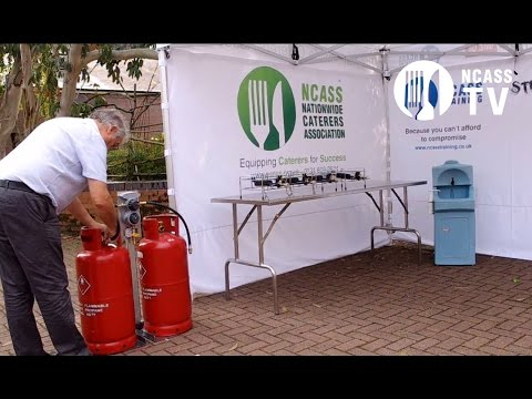 QuickSafe LPG System For Caterers By NCASS