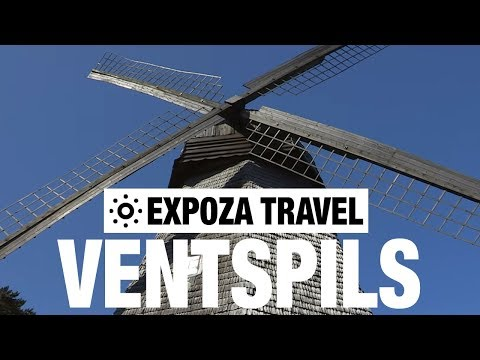 Ventspils (Latvia) Vacation Travel Video Guide