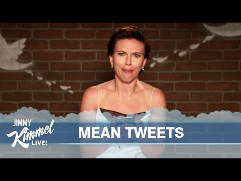 Mean Tweets – Avengers Edition