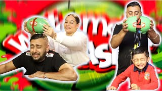 WATERMELON SMASH CHALLENGE
