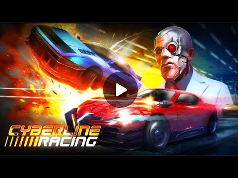 Cyberline Racing Android Gameplay (HD)