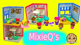 My Mini Mixieq's Beauty Salon & Cafe Mini Room Playset with Surprise Mystery Blind Bag