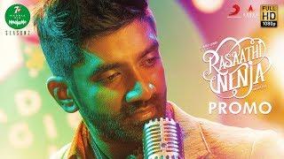 7UP Madras Gig Season 2 Rasaathi Nenja Song Promo | Dharan Kumar l Yuvanshankar Raja