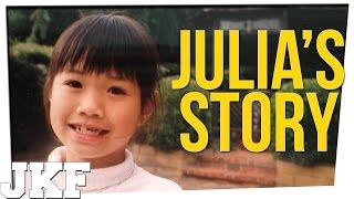How We Met: Julia Chow